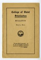 Bulletin Catalog, 1918