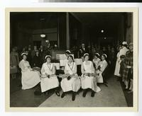 1920s Nursing Students Playing in a Band