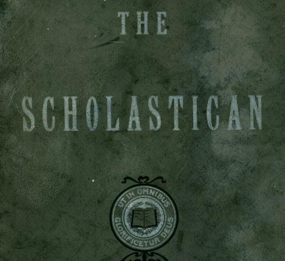 Scholastican (1928, 1938-41, 1943, & 1945)