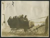 """1909-1913 """"Villa Sleigh"""""""