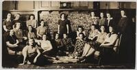 1940 Twenty-one Students in the Nodak Club