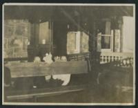 1909-1913 Students Playing With Puppets
