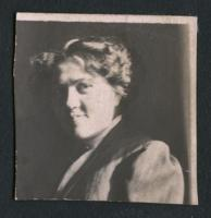 1909-1913 Hermina von Witzleben?
