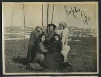 """1911 """"Sophs of 1911"""""""