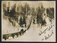 "1909-1913 ""Toboggan slide in Duluth"""