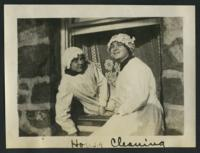 """1909-1913 """"House Cleaning"""""""