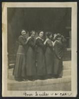 """1913 """"Four Smiles & a Bear"""""""