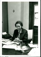 Boo, Sister Mary Richard, 6th President 1967-1971
