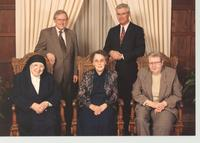 Presidents of the College from 1960-1998