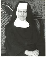 Hughes, Mother Martina, 3rd President 1954-58