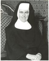 Hughes, Mother Martina, 3rd President 1954-58